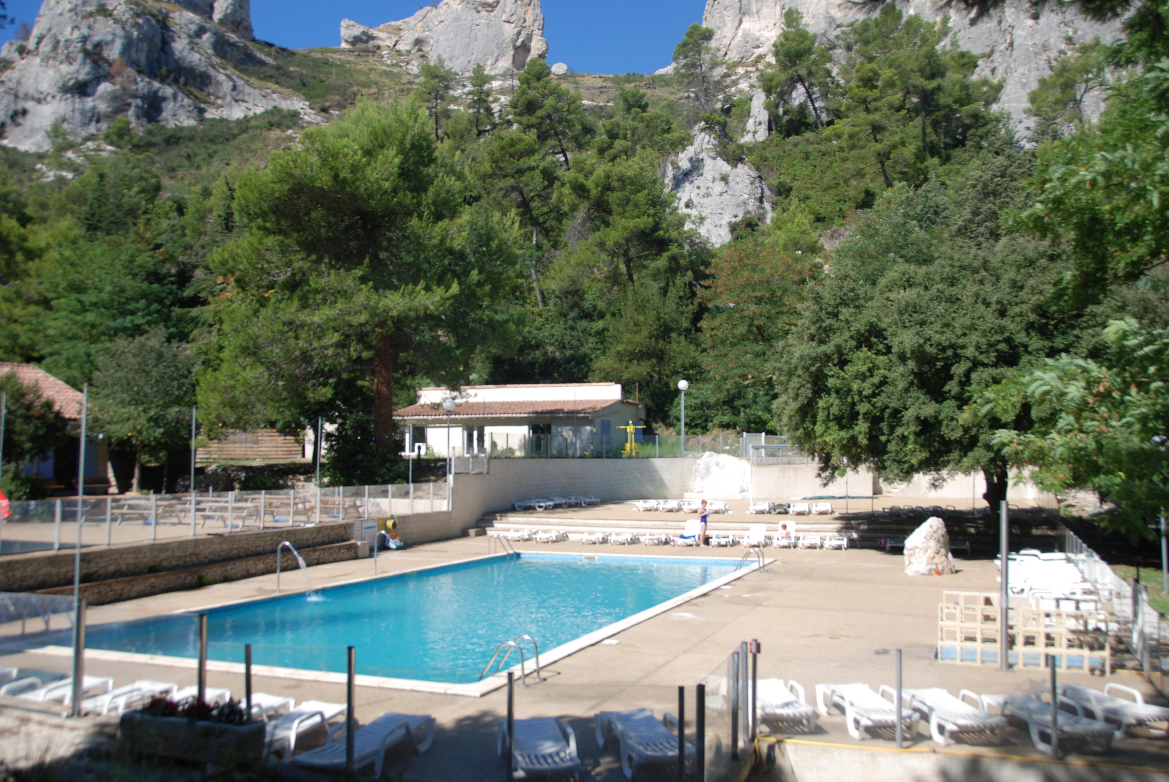 <strong>Saint-Remy de Provence</strong> </br>La Vallée Heureuse***</br>Agréé Vacaf